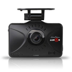 Lukas R900 Plus Dash Camera (32GB) + Dual Band GPS (GPS+Glonass)