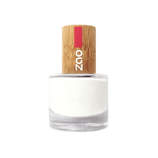 Zao Nail Polish Organic 10 Free Harmful Ingredients - 641 - Eco Kindly