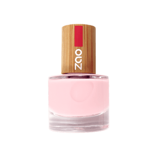 Zao Nail Polish Organic 10 Free Harmful Ingredients - 643 - Eco Kindly