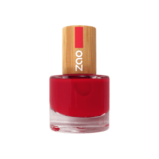 Zao Nail Polish Organic 10 Free Harmful Ingredients - 650 - Eco Kindly