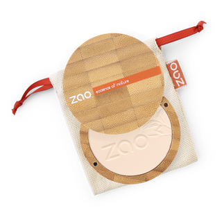 Zao Compact Powder - Natural and Organic
