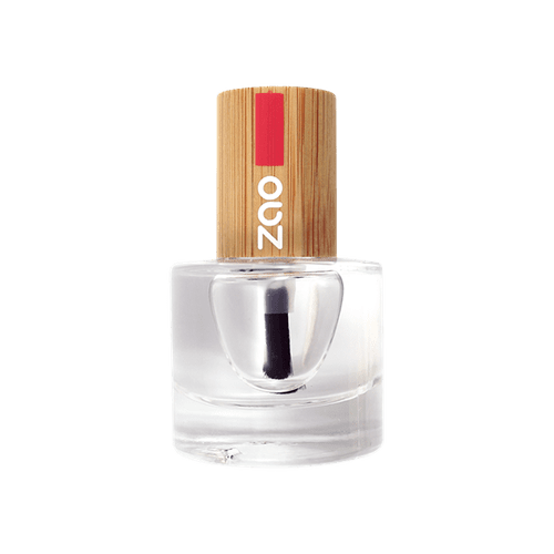 Zao Classic Top & Base Coat - nail polish - 636 - Eco Kindly