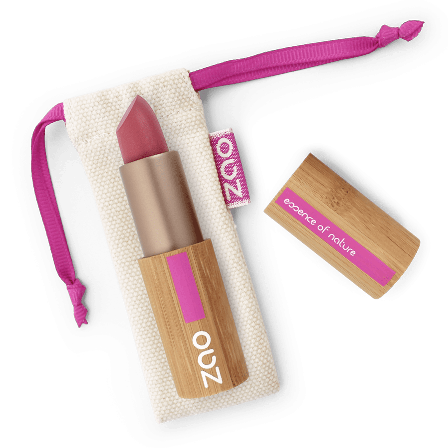 Zao Matt Lipstick  Natural  Organic - 469 - Eco Kindly