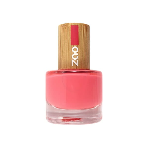 Zao Nail Polish Organic - Free From 10 Harmful Ingredients