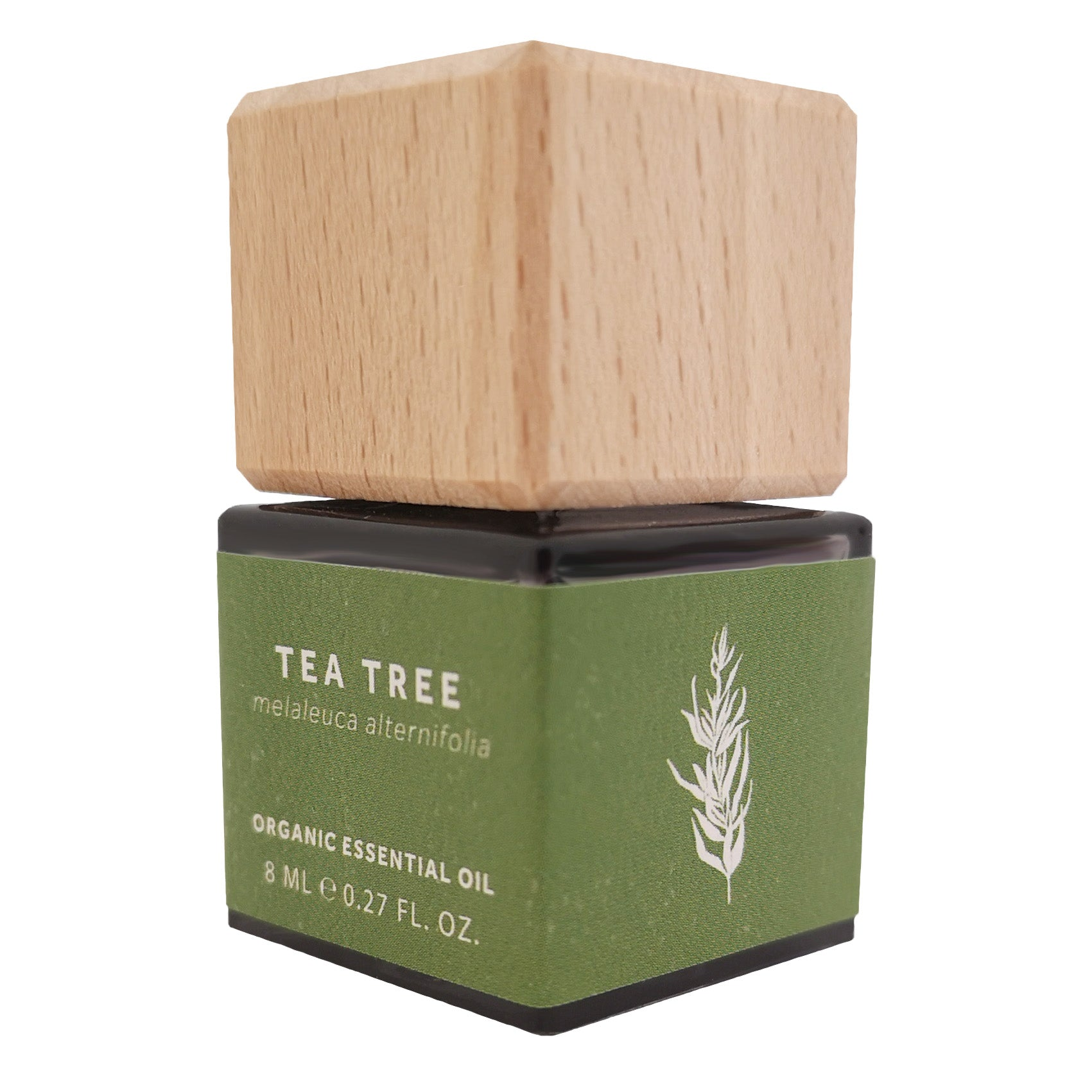 Organic Tea Tree Purest Essential Oil - 100% Organic  100% Pure - Eco Kindly