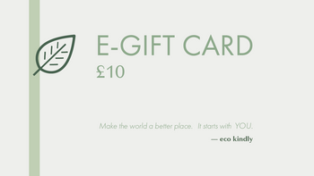 E-Gift Cards - Electronic Vouchers - Eco Kindly