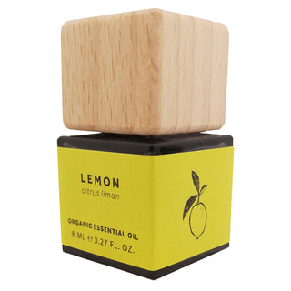 Organic Lemon Purest Essential Oil - 100% Organic  100% Pure - Eco Kindly