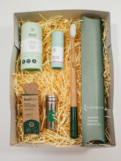 PERSONAL CARE GIFT SET - ZERO WASTE - Eco Kindly