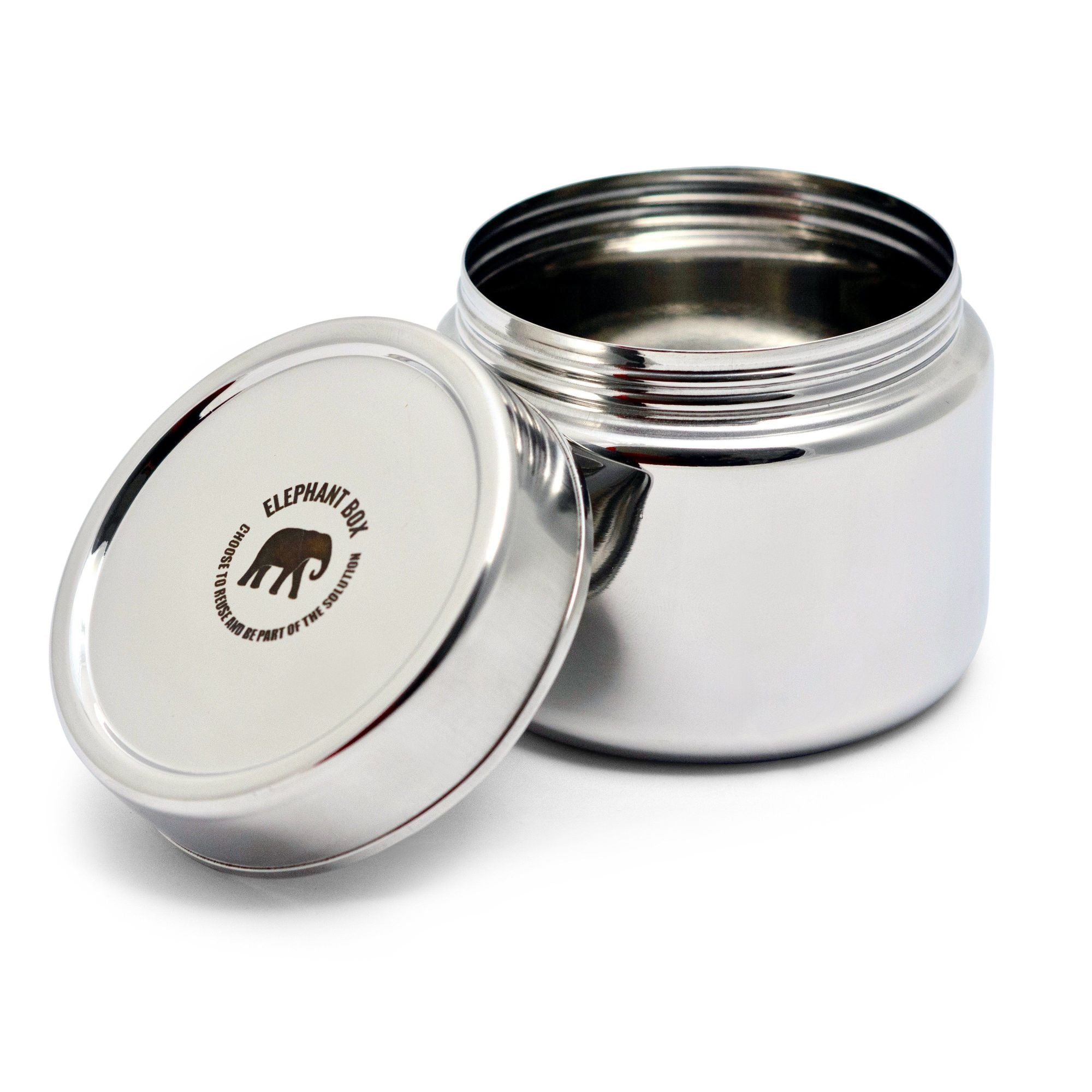Large Leak-proof and Airtight Canister - Elephant Box - 450ml