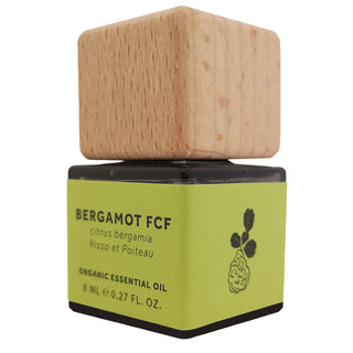 Organic Bergamot FCF Purest Essential Oil - 100% Organic  100% Pure - Eco Kindly