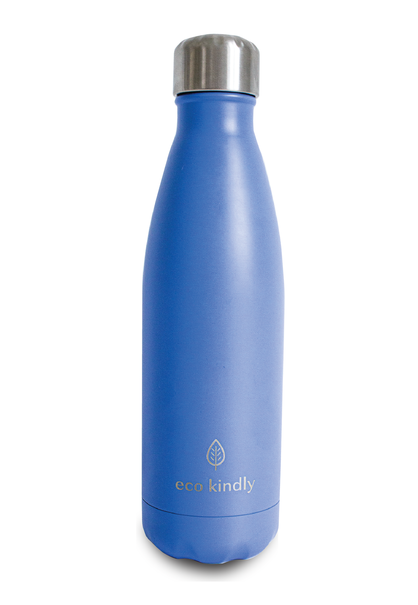 Water Bottle Premium Stainless Steel 18/8  - 500ml - Royal Blue - Eco Kindly