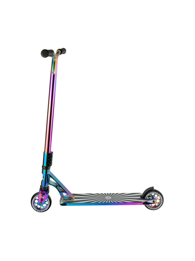 Ridge XT300 360 Spin Robust Pro Stunt Scooter with ABEC 9 Bearings