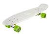 "Ridge 27"" Big Brother Mini Cruiser complete board skateboard in glow in the dark"