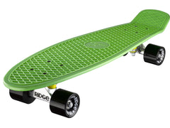 "Ridge 27"" Big Brother Mini Cruiser complete board skateboard in green"