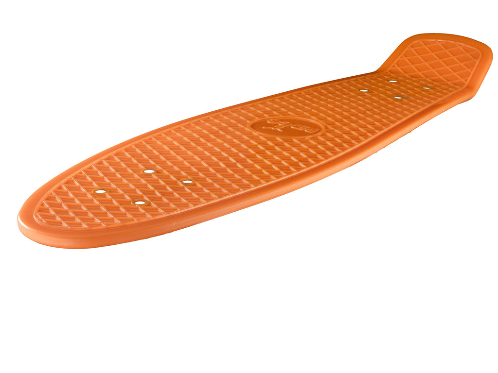 "Ridge 27"" Skate Deck: 27"" x 7.5"" Plastic Big Brother Cruiser Deck Only available in 20 colours"