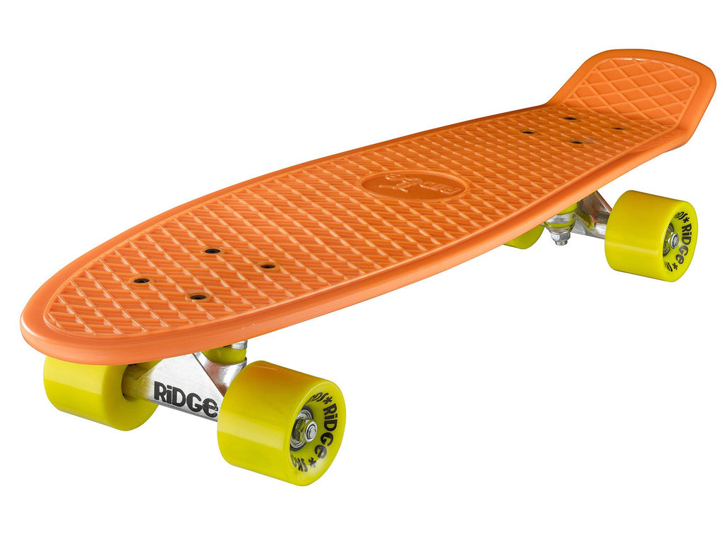 "Ridge 27"" Big Brother Mini Cruiser complete board skateboard"