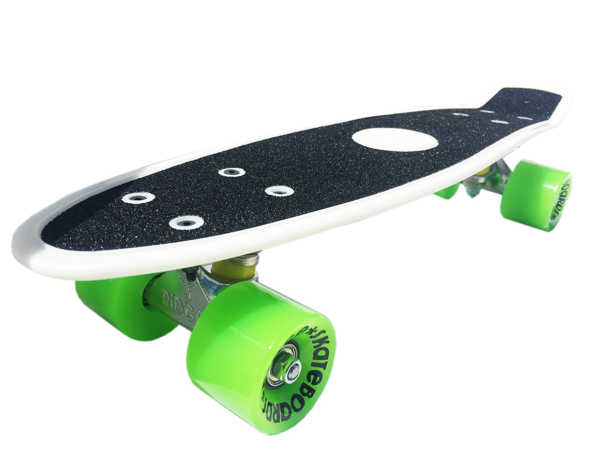 "Ridge 22"" Gripped Mini Cruiser complete board - 22"" cruiser with griptape"