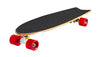 Ridge Natural Range Complete Mini Longboard Cruisers in maple
