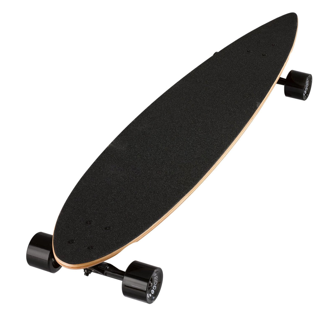 "Pin Tail 46"" Longboard in Red"
