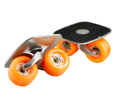Ridge Drifters Freeline Drift Skates in Orange