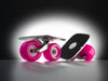 Ridge Drifters Freeline Drift Skates in Pink