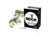 Ridge Drifters Freeline Drift Skates in White