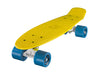 "Ridge 22"" Mini Cruiser Ltd Edition complete board with black or white trucks"