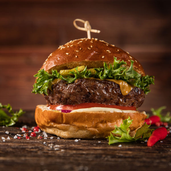 Prime Steak Burger Patty (USDA Prime)