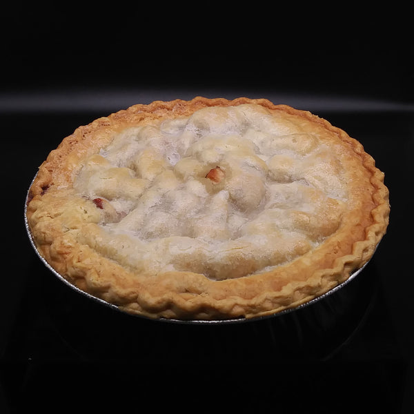 Fruits of the Forest Pie (our mixed berry pie)