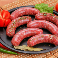Hot n Zesty Italian Sausage