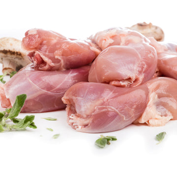 Fresh Boneless & Skinless Chicken Thighs