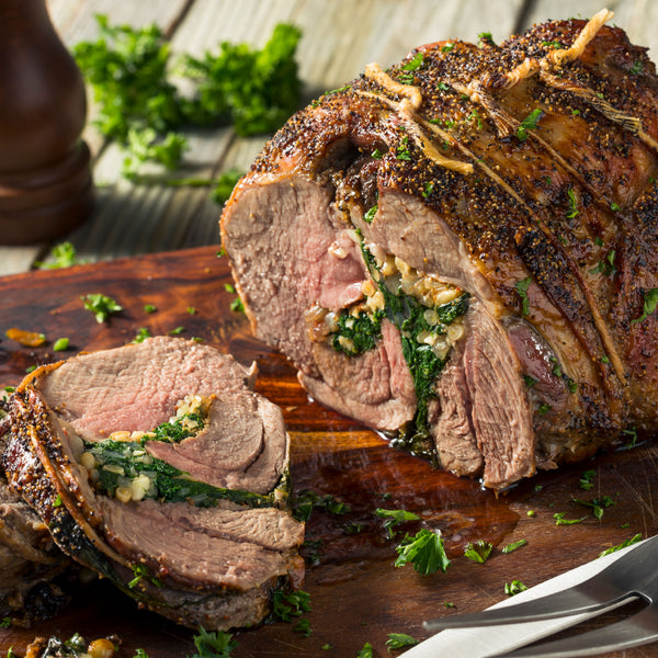 Lamb Leg Roast (Boneless)