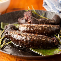 Boudin Noir - Blood Sausage