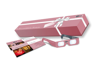 "Heavens Glasses ""Weddingbox""- Weddingbox mit englischem Aufdruck"