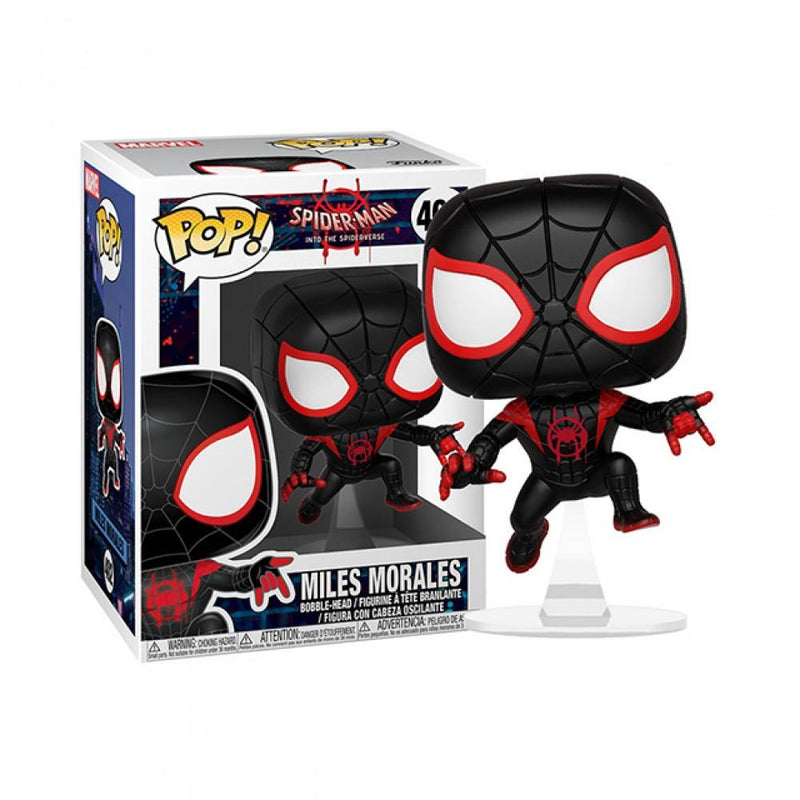Funko Pop! Marvel: Spider-Man Into The Spiderverse - Miles Morales
