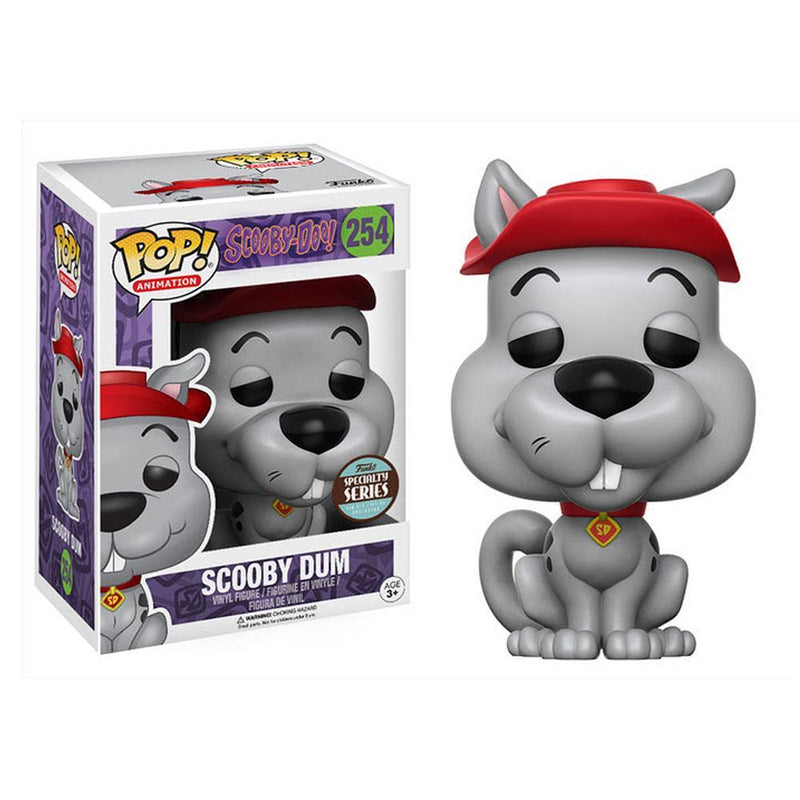 Funko Pop! Animation: Scooby Doo - Scooby Dum