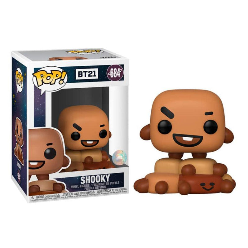 Funko Pop! Music: BT21 - Shooky