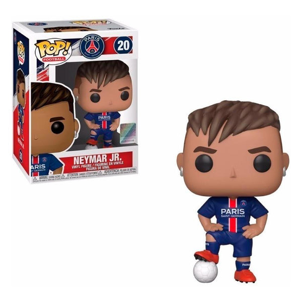 Funko Pop! Football: Paris Saint-Germain - Neymar Jr. #20
