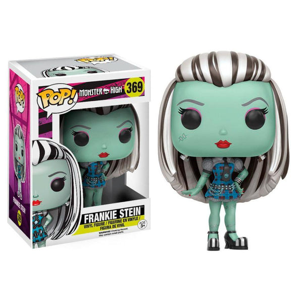 Funko Pop! Otros: Monster High - Frankkie Stein #369