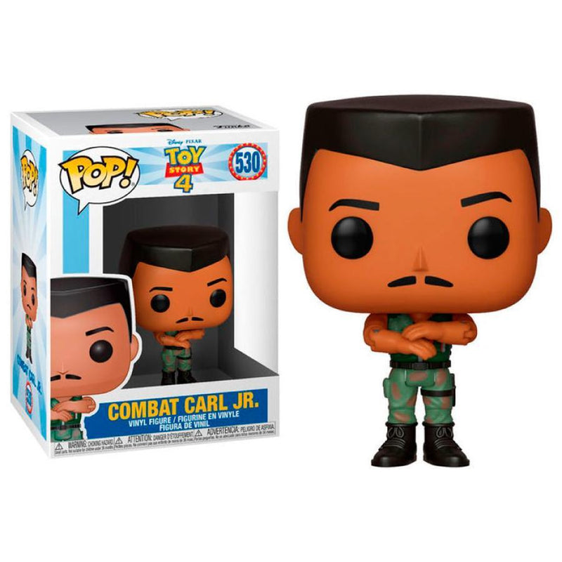 Funko Pop! Disney: Toy Story 4 - Combat Carl Jr.