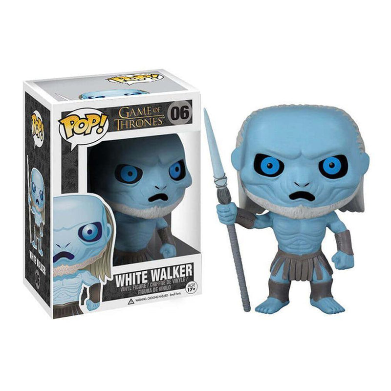 Funko Pop! Game Of Thrones: Game Of Thrones - White Walker