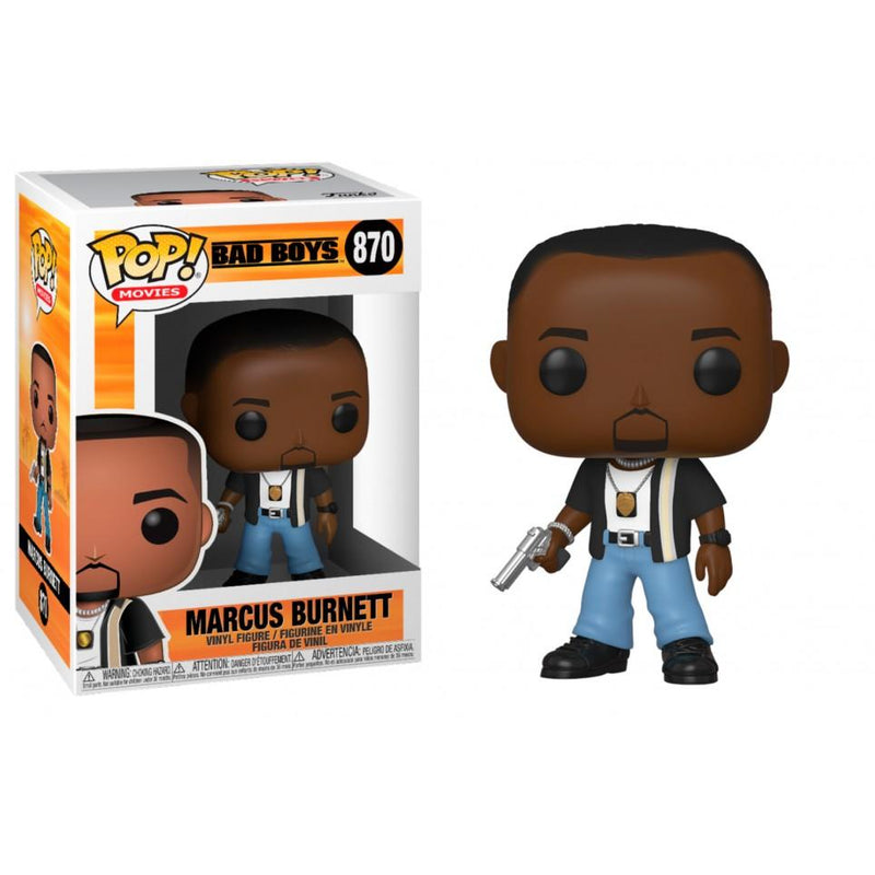 Funko Pop! Movies: Bad Boys - Marcus Burnett