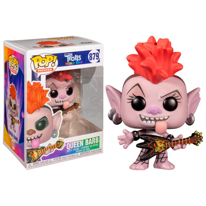Funko Pop! Movies: Trolls World Tour - Queen Barb