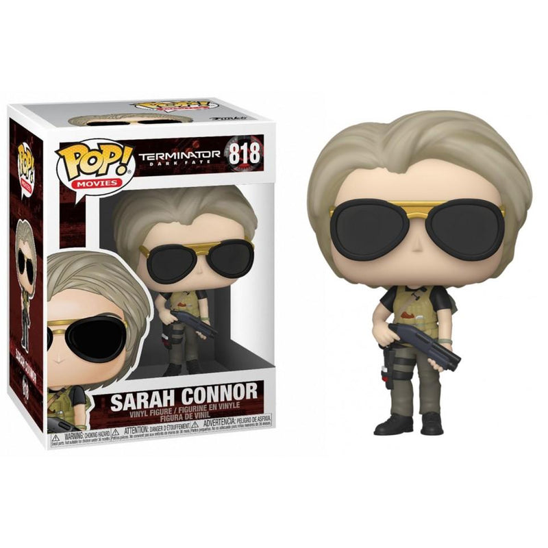 Funko Pop! Movies: Terminator Dark Fate - Sarah Connor