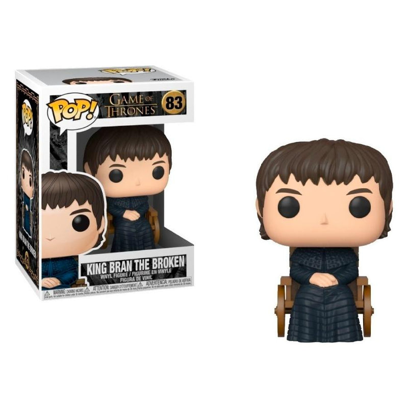 Funko Pop! Television: Game of Thrones - King Bran The Broken