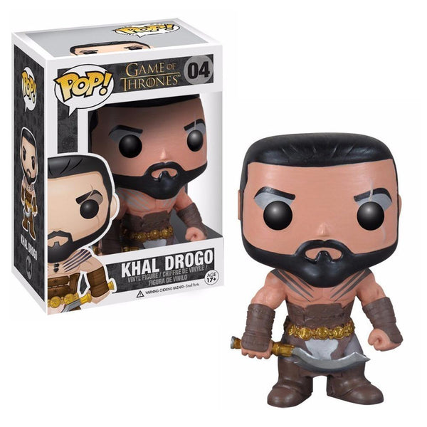 Funko Pop! Television: Game of Thrones - Khal Drogo #4