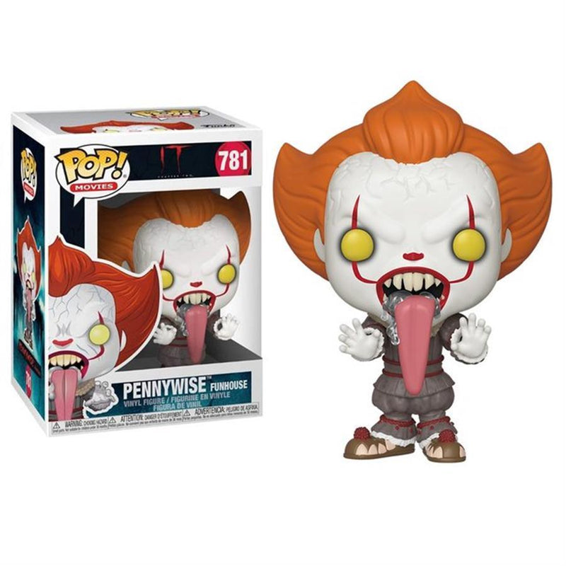 Funko Pop! Movies: IT - Pennywise