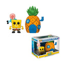 Funko Pop! Town: Spongebob - Spongebob With Gary & Pineapple House