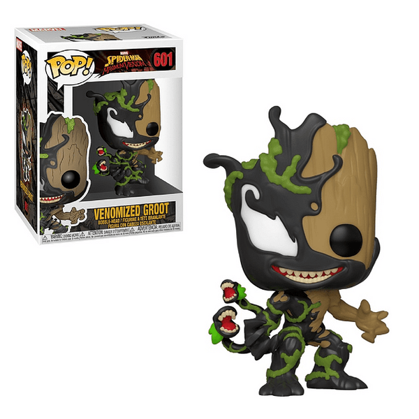 Funko Pop! Marvel: Venom - Venomized Groot #601