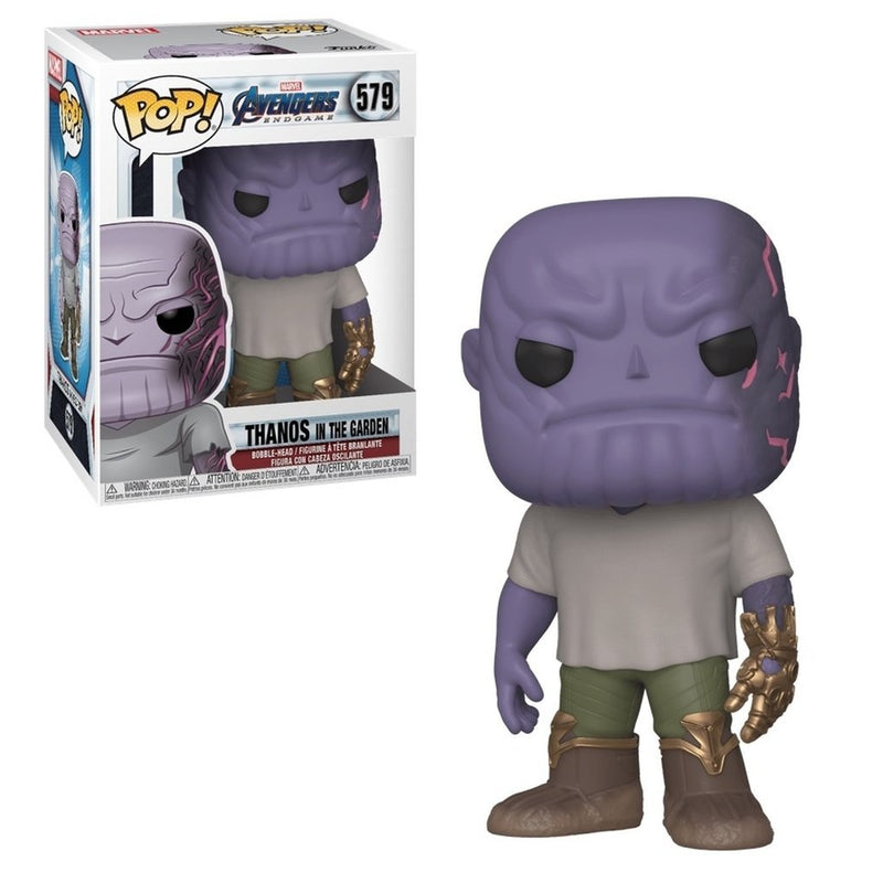 Funko Pop! Marvel: Avengers End Game - Thanos in the Garden